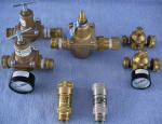 water pressure regulators